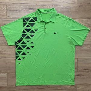 🟢 Nike Essential Golf Tee (Sz 2XL)
